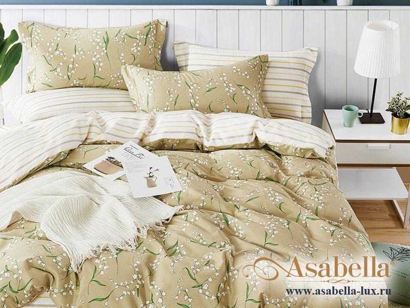 Комплект постельного белья Asabella 1339/180 на резинке (размер евро)