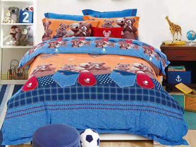 Комплект постельного белья Asabella 134-4XS (размер 1,5-спальный)