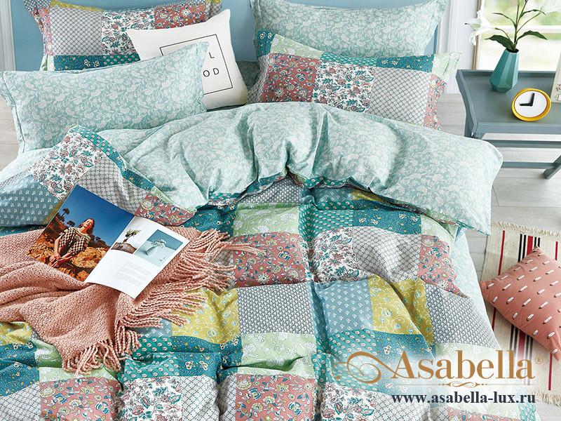 Комплект постельного белья Asabella 1340/160 на резинке (размер евро)