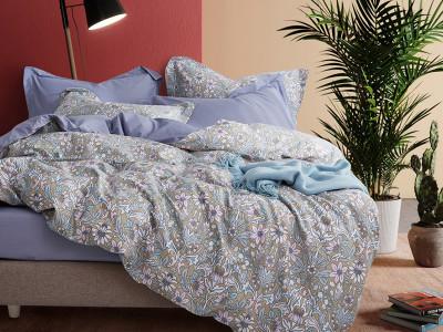 Комплект постельного белья Asabella 1341/160 на резинке (размер евро)