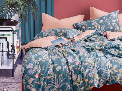 Комплект постельного белья Asabella 1342 (размер евро-плюс)
