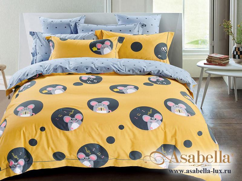 Комплект постельного белья Asabella 1345-4XS (размер 1,5-спальный)