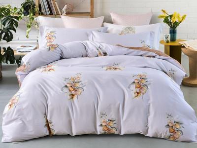 Комплект постельного белья Asabella 1346/160 на резинке (размер евро)