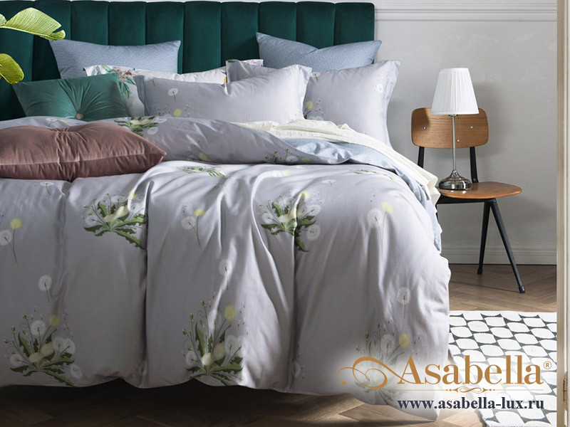 Комплект постельного белья Asabella 1347 (размер евро-плюс)