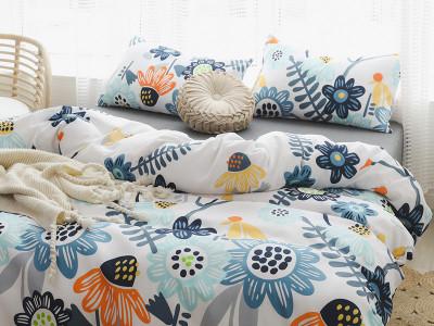 Комплект постельного белья Asabella 1350 (размер евро-плюс)