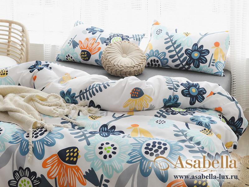 Комплект постельного белья Asabella 1350 (размер евро)