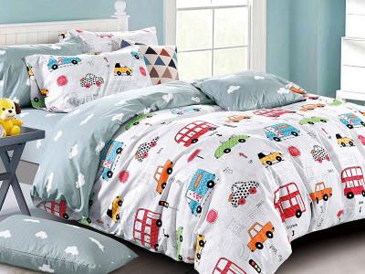 Комплект постельного белья Asabella 1357-4XS (размер 1,5-спальный)