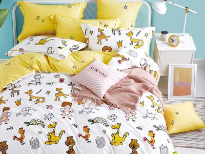 Комплект постельного белья Asabella 1358-4XS (размер 1,5-спальный)
