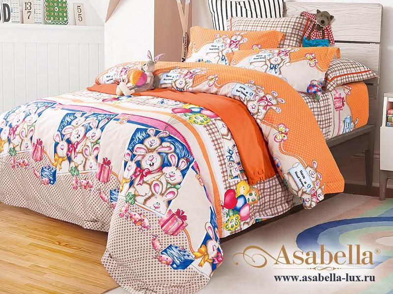 Комплект постельного белья Asabella 136-4XS (размер 1,5-спальный)