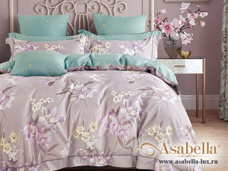 Комплект постельного белья Asabella 1361 (размер евро)