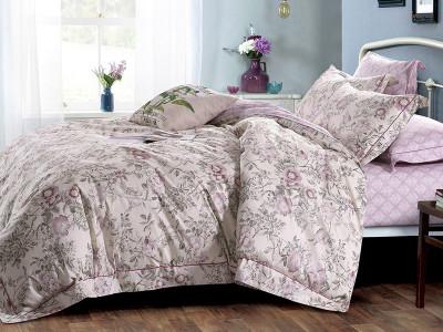 Комплект постельного белья Asabella 1363/160 на резинке (размер евро)