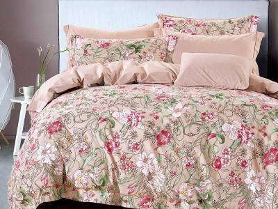 Комплект постельного белья Asabella 1365 (размер семейный)