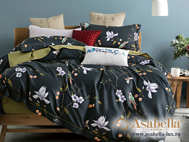 Комплект постельного белья Asabella 1379 (размер евро)