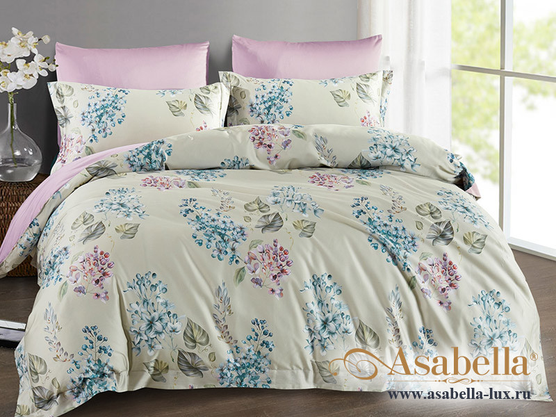 Комплект постельного белья Asabella 1381 (размер евро)