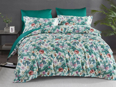 Комплект постельного белья Asabella 1382 (размер 1,5-спальный)