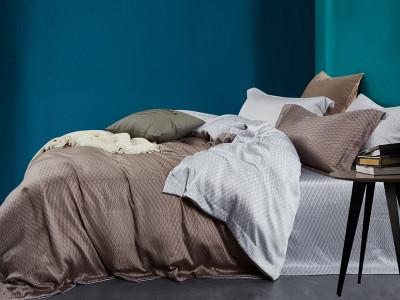 Комплект постельного белья Asabella 1391 (размер евро)