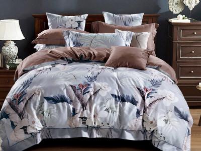 Комплект постельного белья Asabella 1392 (размер 1,5-спальный)