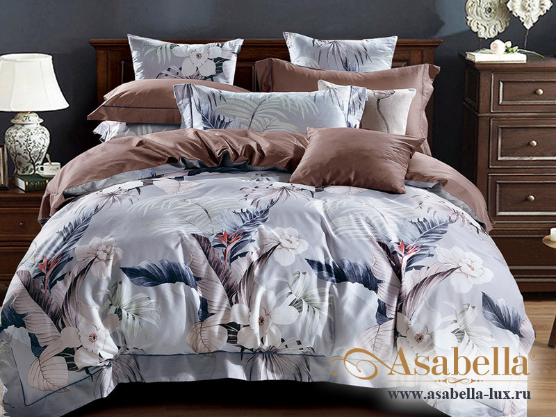 Комплект постельного белья Asabella 1392 (размер евро)