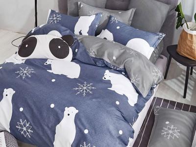 Комплект постельного белья Asabella 1395 (размер семейный)