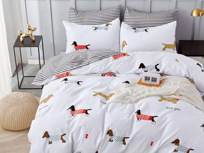 Комплект постельного белья Asabella 1396-4XS (размер 1,5-спальный)