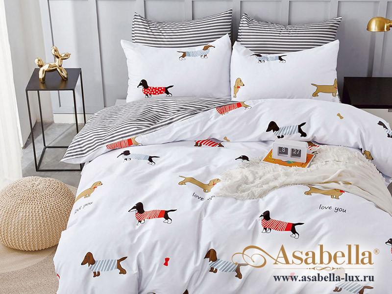 Комплект постельного белья Asabella 1396 (размер семейный)