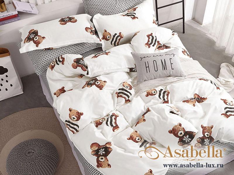 Комплект постельного белья Asabella 1397 (размер евро-плюс)