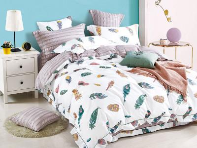 Комплект постельного белья Asabella 1399 (размер семейный)