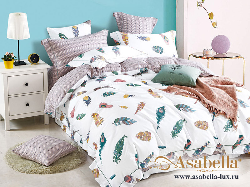 Комплект постельного белья Asabella 1399 (размер 1,5-спальный)