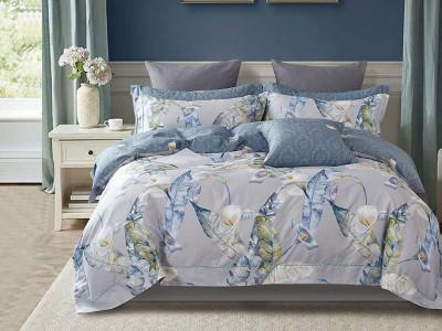 Комплект постельного белья Asabella 1404 (размер евро)