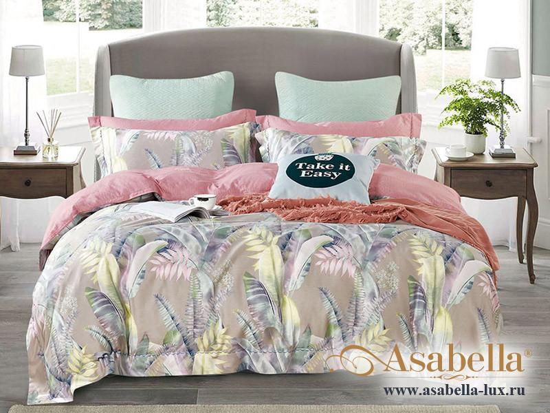 Комплект постельного белья Asabella 1405 (размер евро)