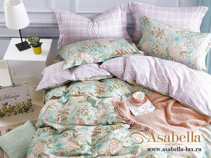 Комплект постельного белья Asabella 1408 (размер семейный)