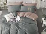 Комплект постельного белья Asabella 1420 (размер евро)