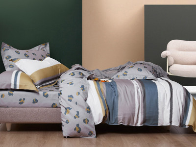 Комплект постельного белья Asabella 1427 (размер 1,5-спальный)
