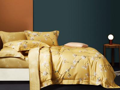 Комплект постельного белья Asabella 1428 (размер 1,5-спальный)