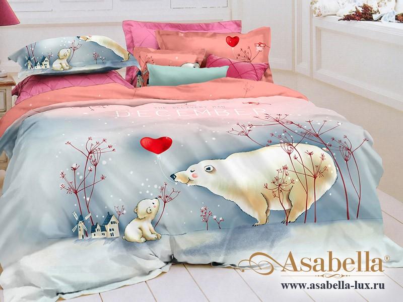 Комплект постельного белья Asabella 143 (размер семейный)