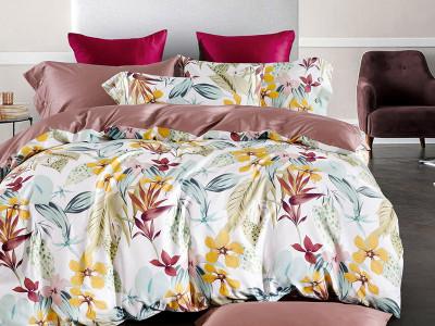 Комплект постельного белья Asabella 1437/160 на резинке (размер евро)