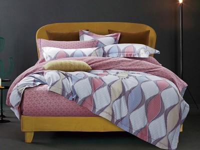 Комплект постельного белья Asabella 144 (размер евро)