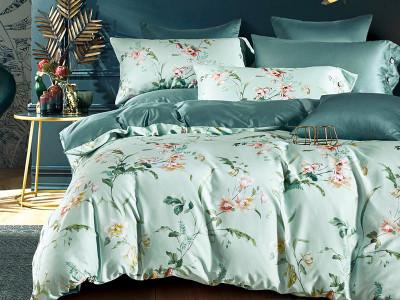 Комплект постельного белья Asabella 1440/160 на резинке (размер евро)
