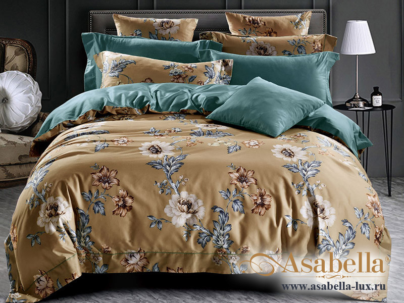 Комплект постельного белья Asabella 1443 (размер 1,5-спальный)