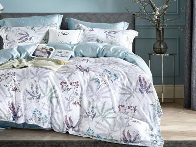 Комплект постельного белья Asabella 1444/160 на резинке (размер евро)