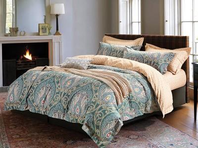 Комплект постельного белья Asabella 145 (размер семейный)