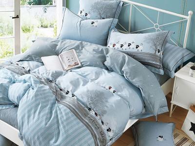 Комплект постельного белья Asabella 1464 (размер евро-плюс)