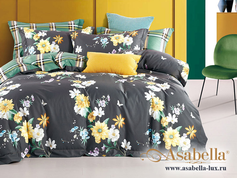 Комплект постельного белья Asabella 1465 (размер семейный)