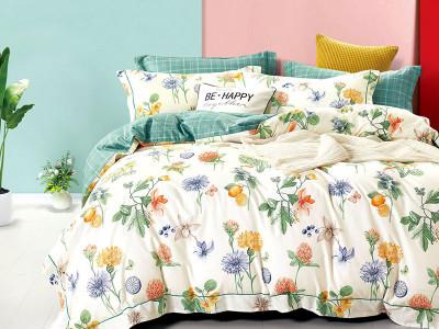 Комплект постельного белья Asabella 1466 (размер евро-плюс)