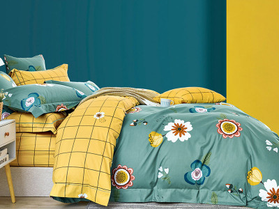 Комплект постельного белья Asabella 1468 (размер семейный)