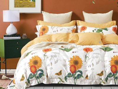 Комплект постельного белья Asabella 1470 (размер евро-плюс)
