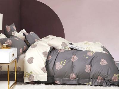 Комплект постельного белья Asabella 1471 (размер евро-плюс)