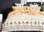 Комплект постельного белья Asabella 1473-4S (размер 1,5-спальный)