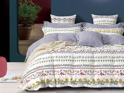 Комплект постельного белья Asabella 1474 (размер 1,5-спальный)