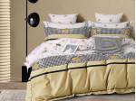 Комплект постельного белья Asabella 1475 (размер евро)